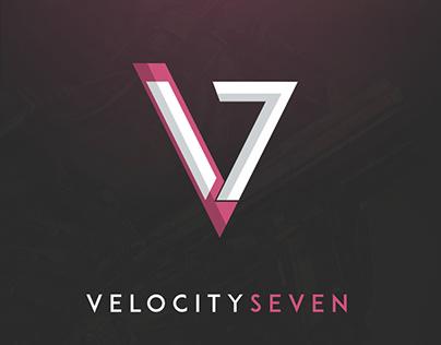 Esports Twitter Branding - Velocity Seven