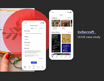 Indiecraft - Let your grandma share her skills online!