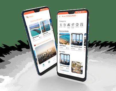 Travelers - UX/UI Design project