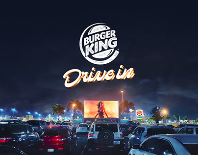 DRIVE IN- BURGER KING