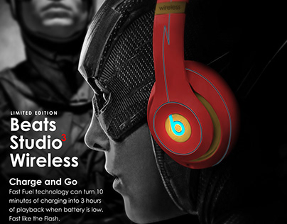 Beats by Dre- Poster