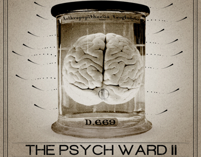 The Psych Ward II Cover Art