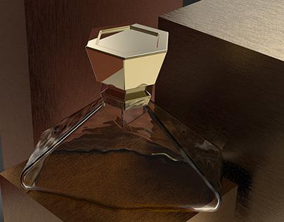 Hexagonal Perfume