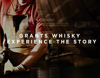 Grants Whisky Global Site