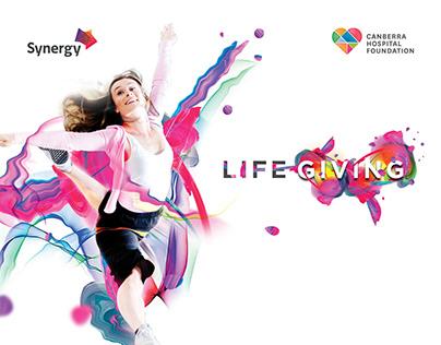 Canberra Hospital Foundation: Life Giving