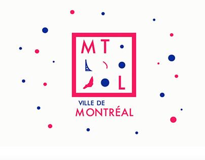 Visual Identity - City of Montreal