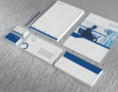 Corporate Identity for ABET company