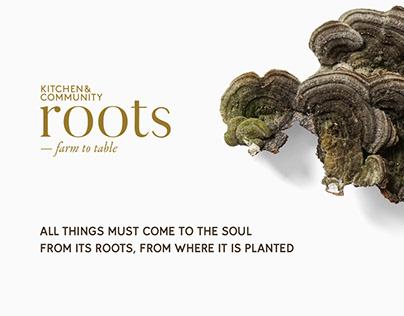 Roots Kitchen & Community Brochure