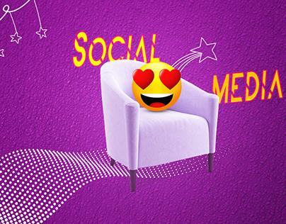 Furniture social media