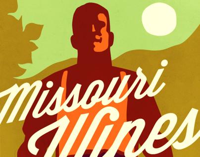 Missouri Wines Branding Concept
