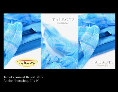 Talbot's Annual Report Cover