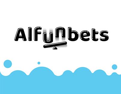 Alfunbets (A-Z Illustrative letters)