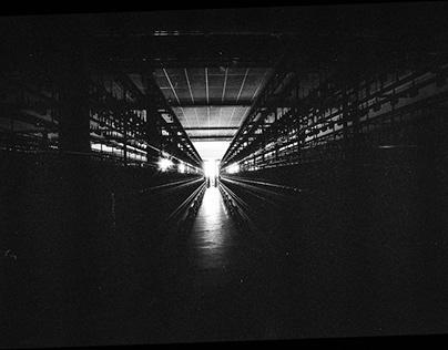 2 - Pictapas: Endlose Stille, Murg, Spinnerei, 1996