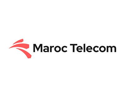 Maroc Telecom Logo Redesign