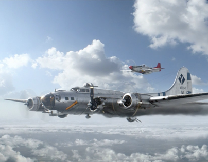 Red Tails - VFX Breakdown