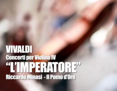 Il Pomo d'Oro Orchestra | Riccardo Minasi: Vivaldi - Co