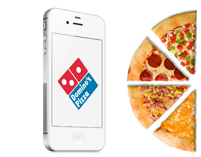 Domino Pizza App