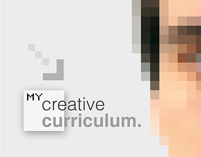 My Creative Curriculum | Personal Resume