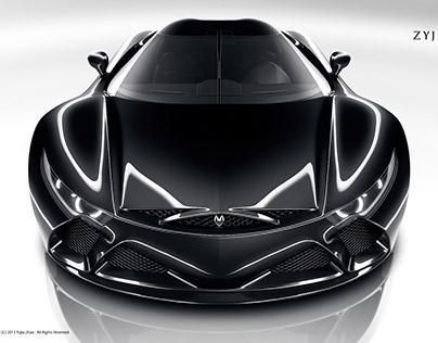 ZYJ CONCEPT 2 - Car Design