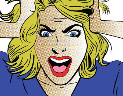 Ilustração: Pop Art (acadêmico)