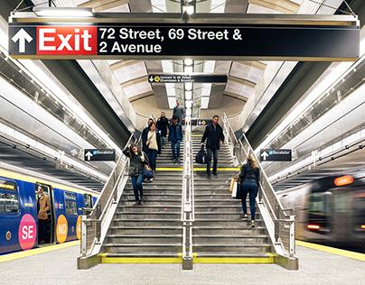 Second Avenue Avenue Subway