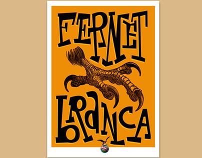 Arte Único 2015 - Afiche Fernet Branca