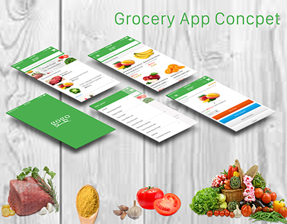 GoGo app concept