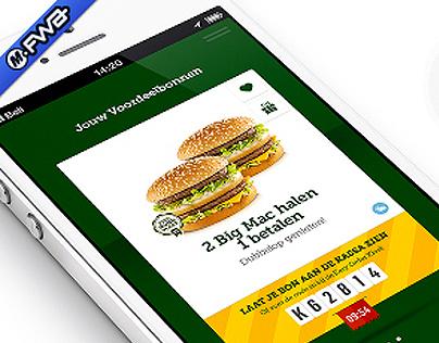 McDonald's Nederland App