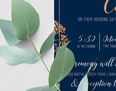 Jenna & Cody Wedding Set