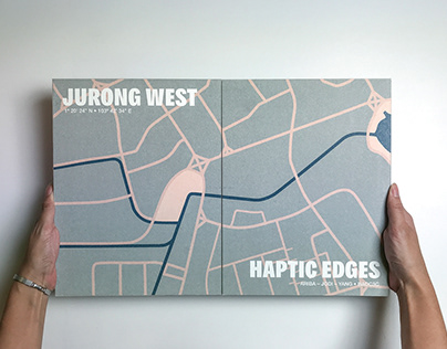 Jurong West Haptic Edges (Information Design)