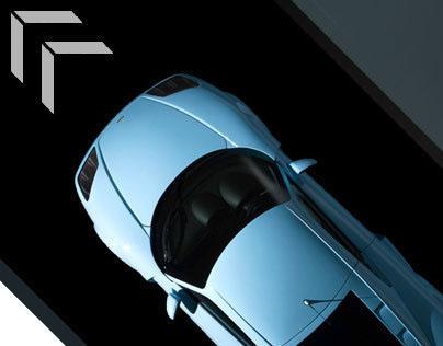 Lexus HTML5 Parallax