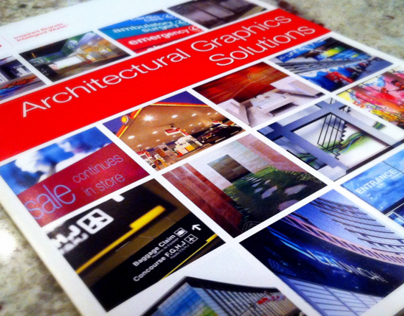 Avery Dennison Architectural Brochure