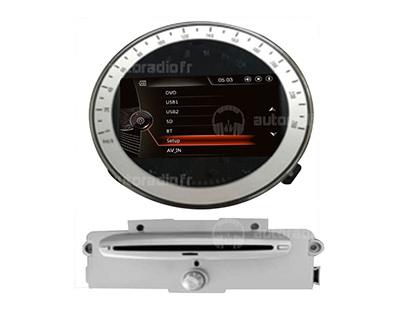 GPS Mini Cooper android