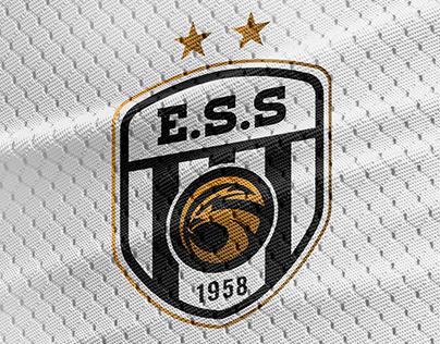 Redesign Football Club logo ESS | وفاق سطيف الجزائري