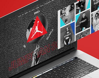Air Jordan NIKE - Internal Blog