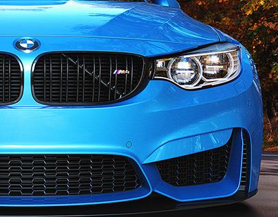 BMW M4|FULL CGI