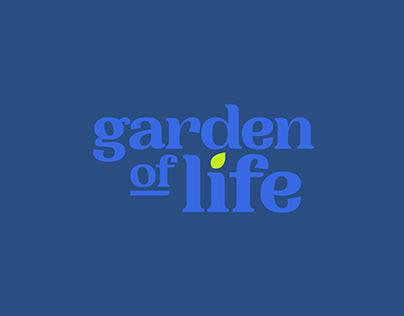 Garden of Life Rebrand