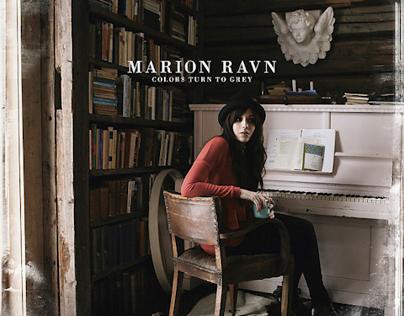 Marion Ravn - CD Cover