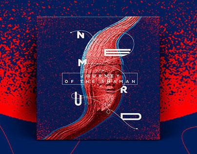 Nemrud - Journey Of The Shaman Album Cover