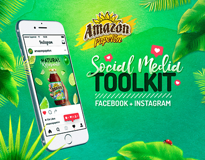 Social Media Toolkit | Amazon Papelón