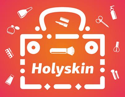 Лифлеты Holyskin / leaflets Holyskin