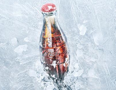 Coca-Cola Glacier