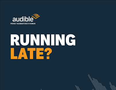 Audible Recruitment Ad Copy (2019)