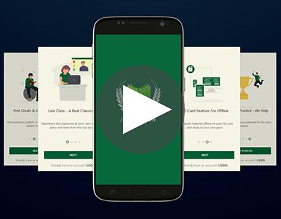 App promo video