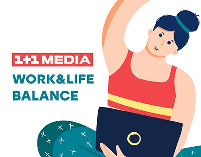 Work&Life Balance   Visual