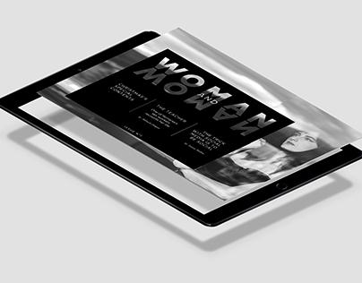 Magazine for tablet