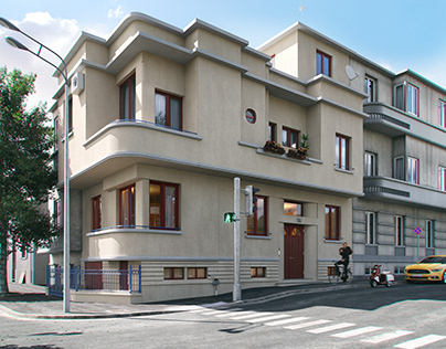Apartments in Vichy