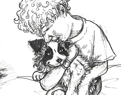 Tsuki the Wonder Dog
