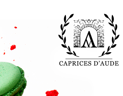 Caprices d'Aude - Conception LOGO