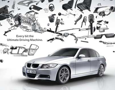 BMW 3 Series 'Deconstructed'